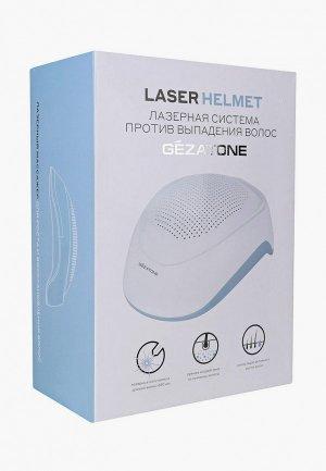 Массажер для головы Gezatone HS700 Laser Helmet. Цвет: белый