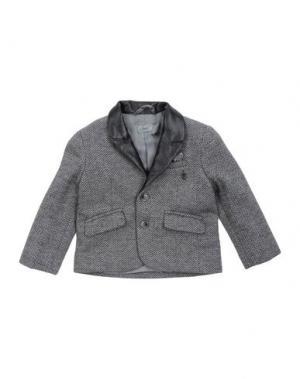 Пиджак GRANT GARÇON BABY. Цвет: свинцово-серый