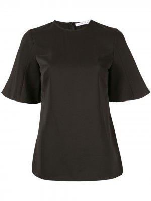 Блузка Cannes с короткими рукавами CAMILLA AND MARC. Цвет: черный