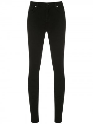 THE HIGH WAIST SKINNY 7 For All Mankind