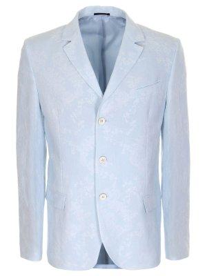 Пиджак классический с вышивкой ERMANNO SCERVINO
