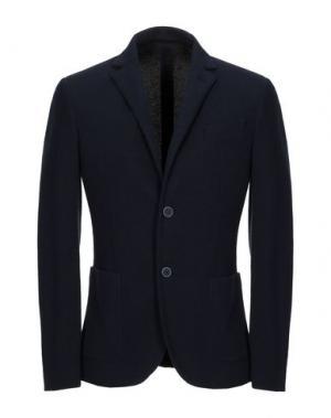 Пиджак MASSIMO REBECCHI. Цвет: темно-синий