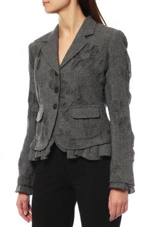 Жакет Infinitif. Цвет: серый
