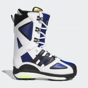 Сноубордические ботинки Tactical Lexicon ADV Originals adidas. Цвет: черный