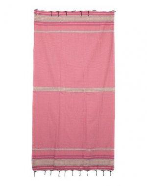 Пляжное полотенце VERDISSIMA. Цвет: пурпурный