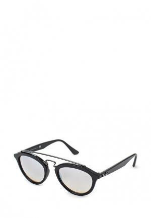 Очки солнцезащитные Ray-Ban® RB4257 6253B8. Цвет: черный