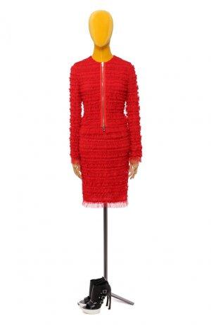 Жакет Givenchy. Цвет: красный