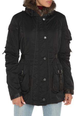 Куртка Fontanelli. Цвет: черный