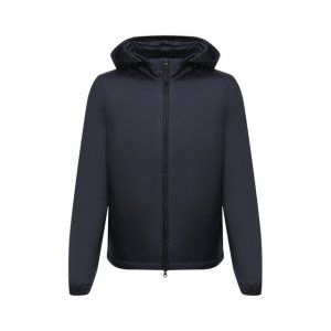 Утепленная куртка Aspesi. Цвет: синий