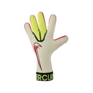 Футбольные перчатки Mercurial Goalkeeper Touch Elite - Белый Nike
