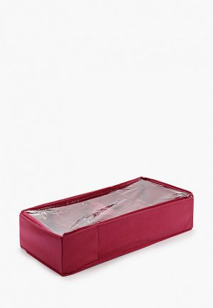 Органайзер для хранения Prima House 60х60х14 см.. Цвет: бордовый