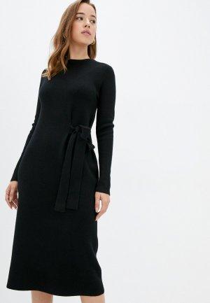 Платье Francesco Donni. Цвет: черный