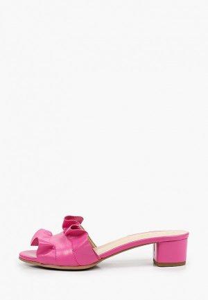 Сабо Argo. Цвет: розовый