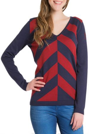 Пуловер U.S. Polo Assn.. Цвет: vr033 синий