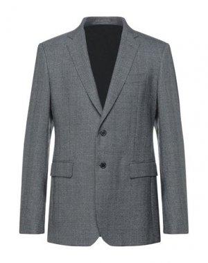 Пиджак CALVIN KLEIN 205W39NYC. Цвет: стальной серый