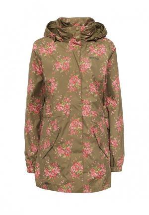 Куртка Regatta Pedrina. Цвет: зеленый