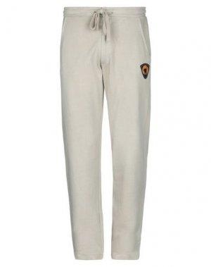 Повседневные брюки CIESSE PIUMINI. Цвет: серый