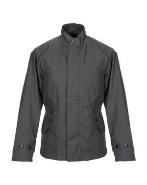 Куртка BARACUTA. Цвет: свинцово-серый