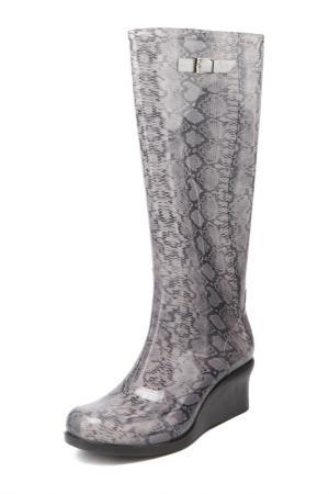 Сапоги G&G. Цвет: серый