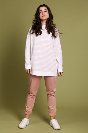 Пуловер Marc Cain. Цвет: белый