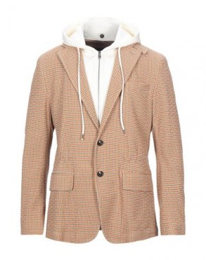 Пиджак MONTECORE. Цвет: оранжевый