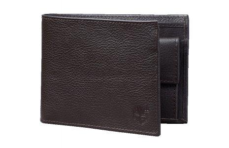 Кошельки Large Man Wallet Timberland. Цвет: черный