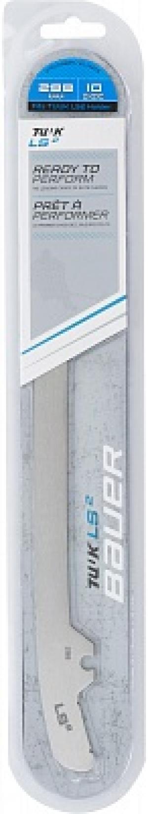 Лезвия для коньков TUUK LS2 Bauer. Цвет: серебристый