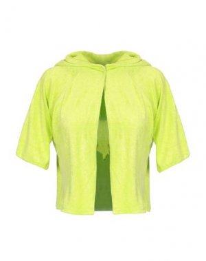 Толстовка B2. Цвет: кислотно-зеленый