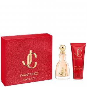 I Want Choo Набор из парфюма и лосьона для тела Jimmy