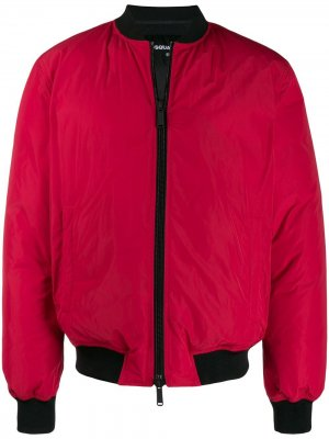 Утепленная куртка-бомбер Icon Dsquared2. Цвет: красный