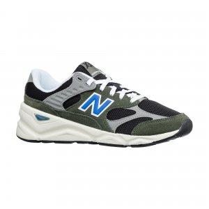 Кроссовки X90 New Balance. Цвет: разноцветный, серый, черный, серый