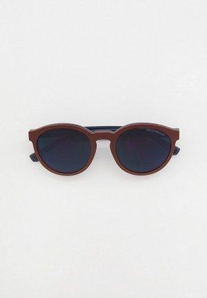Комплект Emporio Armani EA4152 56691W, оправа и солнцезащитные линзы 2 шт.. Цвет: разноцветный