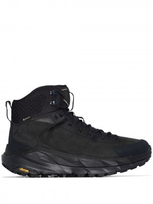 Ботинки хайкеры Kaha GTX Hoka One. Цвет: черный