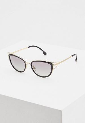 Очки солнцезащитные Versace VE2203 143811. Цвет: черный