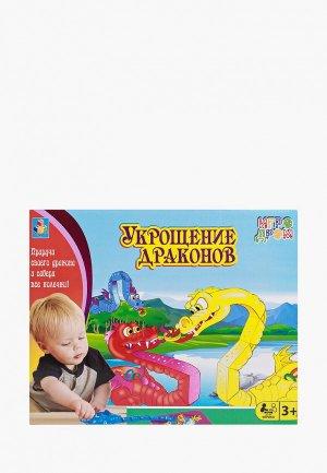 Набор игровой 1Toy Укрощение драконов. Цвет: разноцветный