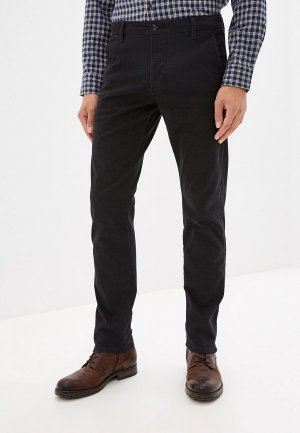 Брюки Dockers SMART SUPREME FLEX ALPHA TAPERED. Цвет: черный