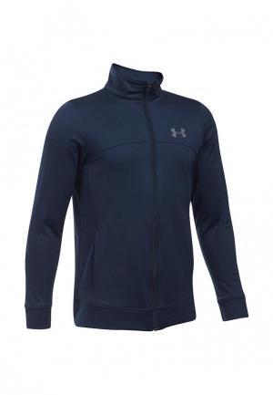 Ветровка Under Armour Pennant Warm-Up Jacket. Цвет: синий