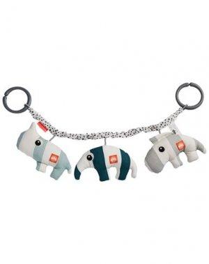 Игрушки для малышей DONE BY DEER. Цвет: белый