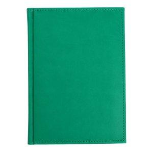 Ежедневник датированный а5 на 2022 год, 168 листов, обложка искусственная кожа vivella, светло-зелёный Calligrata