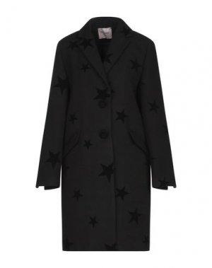 Пальто MARIUCCIA. Цвет: черный