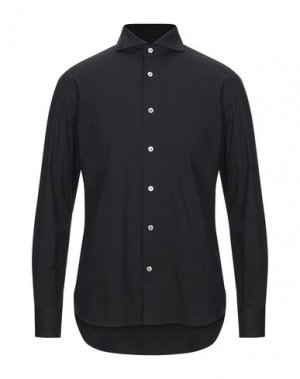 Pубашка BRANCACCIO. Цвет: черный