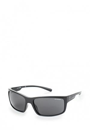 Очки солнцезащитные Arnette AN4242 41/87. Цвет: черный