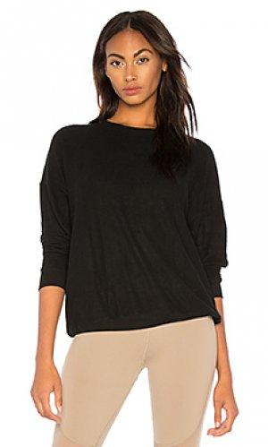 Пуловер soho alo. Цвет: черный