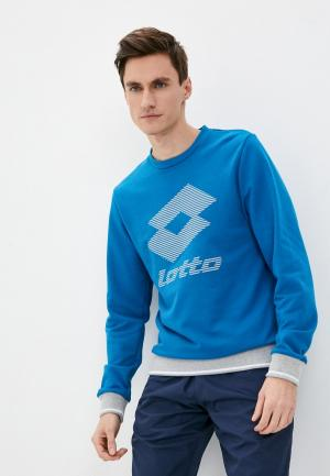 Свитшот Lotto BASIC BIG. Цвет: голубой