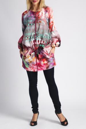 Куртка Fornarina. Цвет: multicolor