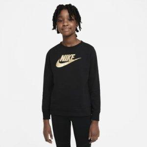 Свитшот из ткани френч терри для девочек школьного возраста Sportswear Nike