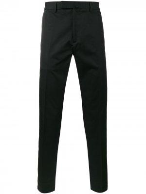 Классические брюки Valentino. Цвет: черный