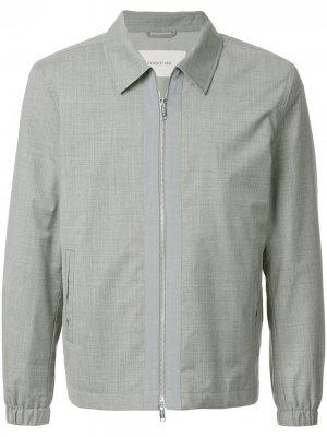 Куртка прямого кроя Cerruti 1881. Цвет: серый