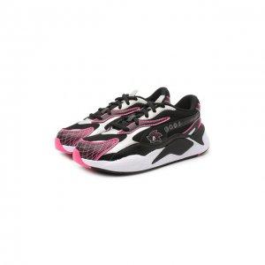 Кроссовки SEGA RS-X³ PS Puma. Цвет: розовый