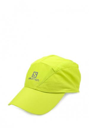 Бейсболка Salomon CAP XA. Цвет: желтый
